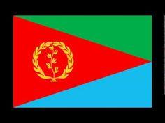 Eritrea National Anthem Vocal - YouTube