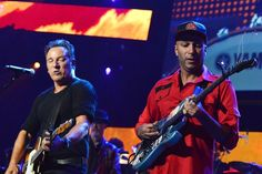 Tom Morello on Bruce Springsteen Tour: It's Been a Really Fun ChallengeAn inside look at what its like to step into the E Street Band