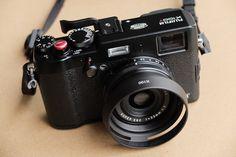 My Review of the Fujifilm X100T – Antonio M. Rosario