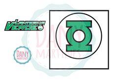 Molde Luminária Heróis: Lanterna Verde Assista: https://www.youtube.com/watch?v=wzwmvbbPRBg