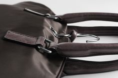 #Leather #garmentcover Smart Packaging, Fashion Packaging, Wooden Hangers, Belt, Leather, Accessories, Belts, Ornament