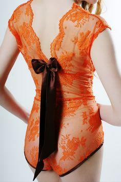 Danae Lace Bodysuit