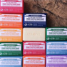 Reviewed: New Logo and Packaging for Dr. Bronner's