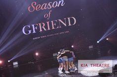 180911 Season of GFRIEND in Manila that was held last August Manila, Kim Ye Won, Jung Eun Bi, Gfriend Sowon, Kpop, Music Photo, I Win, Falling In Love, Girl Group