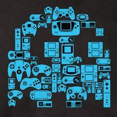 Retro Video Game Themed Designer Blinds