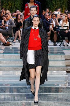 Versace: menswear spring/summer 2018