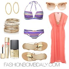 What to Wear on an International Vacation: At the Beach