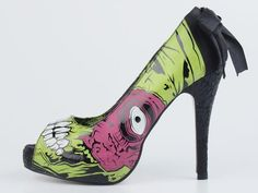 IF Zombie Stompers. My first pair of IF. I found my tru luv of heels with this shoe. It changed my closet forever.