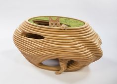 AMBIENTES | Refugios para gatos de Architects for Animals
