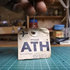 This was found in a very old bag. Cooking Timer, Workshop, Photo And Video, Bag, Videos, Instagram, Atelier, Work Shop Garage, Bags