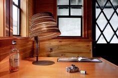 TILT Scraplight Lamps from graypants