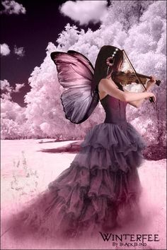 This is 'Winter Breeze'.  Listen I think she is playing right now. ¸¸.✿¨¯`✿¸¸