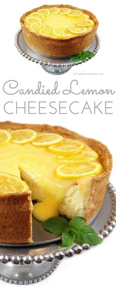 Candied Lemon Cheese