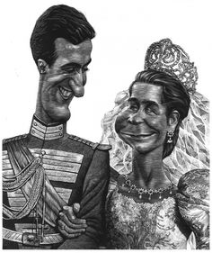 Illustration by Ricardo Martinez