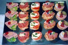 snacks | Fotogene Snacks durch unseren Partyservice! #healthyfood #snacks #heathysnacks