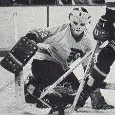 Don McLeod - Philadelphia Flyers, 1971-72.