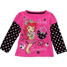 Strawberry Shortcake Toddler Pink T-Shirt 8K7320 (2T) Hasbro http://www.amazon.com/dp/B00I4V2MI0/ref=cm_sw_r_pi_dp_ozTjvb0CA7F4B