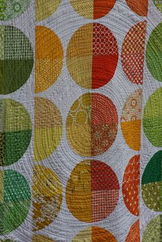 Close up quilting by bettycrockerass, via Flickr