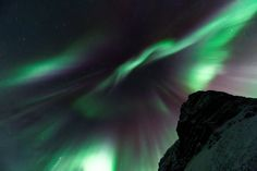 Aurora Borealis - Dancing Lights in the Northern Sky - Free HD Images, Landscapes, Nature and Scenery. Northern Lights Trips, Northern Lights Iceland, See The Northern Lights, Aurora Borealis, Iceland In December, Weather In July, Borealis Lights, Friedrich Hegel, Photo Café