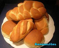 panecillos de leche Empanadas, Coco, Quiche, Good Food, Fruit, Breakfast, Sweets, Deserts, Breads