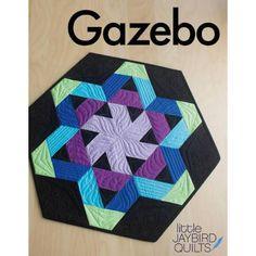 Hexagon Quilt, Quilt Block Patterns, Pattern Blocks, Square Quilt, Quilt Blocks, Quilted Placemat Patterns, Table Topper Patterns, Quilted Table Toppers, Table Runner Pattern