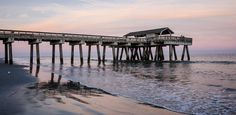 Tybee Island GA - The Best Vacation Spots in Every U.S. State via @PureWow
