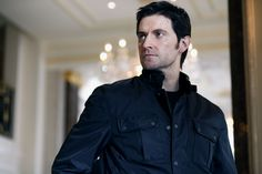 Richard Armitage as Lucas North, coolest spy ever.