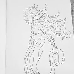 #sirène #fantasy Images, Fantasy, Photo And Video, Drawings, Pictures, Instagram, Art, Board, Drawing Drawing