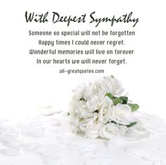 18 best condolence cards images on pinterest condolences sympathy quotes and sympathy cards - Deepest Sympathy Card