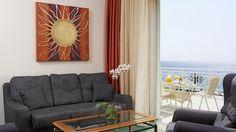 Hotel Rodos Palladium, Rodos, Grecia Creta, Curtains, Home Decor, Blinds, Decoration Home, Room Decor, Draping, Home Interior Design, Picture Window Treatments