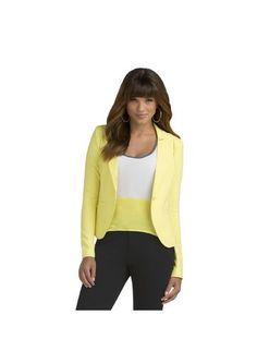 Kardashian Kollection Women's Blazer