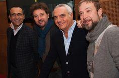 Mega show a Firenze: Francesco Nutti, il festeggiato. L'idea è di Carlo Conti, Panariello, Pieraccioni e Masini, nata una sera a cena. L'11 maggio appuntamento al Mandela Forum per festeggiare uno dei Maestri del cinema italiano.