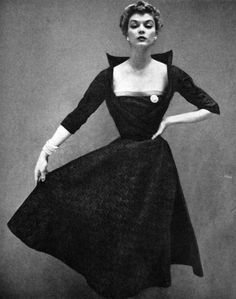 vogue 1950s fashion -stunning still