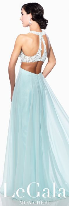 Prom Dress by Le Gala by Mon Cheri style 116504 #promdresses