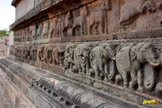 Mahanavami dibba or the great platform in Royal enclosure in Hampi, Ballari district, Karnataka, India Krishna Temple, Asian Sculptures, Sanctum Sanctorum, Stone Pillars, Temple Architecture, History Of India, Hampi, Historical Monuments, Karnataka