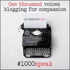 I don't know when I became a link-sharing ninja, but apparently I have. ;-) When I sat down to write that little promotional post night-before-last, I'd just become the 90th member of 1,000 Voices ...