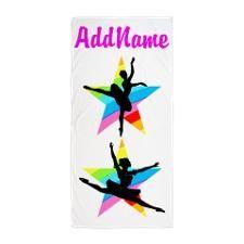 Darling Dancer Beach Towel http://www.cafepress.com/sportsstar/10423569 #Dancer #Dancing #Dancergifts #Ballet #Ilovedancing #Ballerina #Ballerina #Ballet #Personalizeddancer