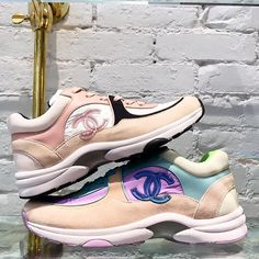 Chanel sneakers, resort 2019