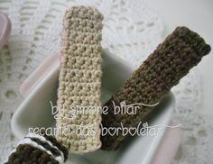 NOVIDADE no Recanto das Borboletas!!!! Wafer Amigurumi \o/ :p Vem saber sobre eles aqui: http://recantodasborboletas-simoninha.blogspot.com.br/