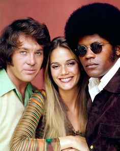 "MOD Squad! (1968-1973) - Police Capt. Adam Greer recruits a trio of ""hippie cops"" with checkered pasts to infiltrate the counterculture and nail the adult criminals preying on clueless young Southern Californians. This ""youth squad"" is made up of Pete, whose wealthy parents kicked him out of their posh Beverly Hills home; Linc, a survivor of the ghetto; and Julie, a former hooker arrested for vagrancy."