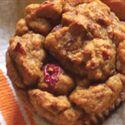Pumpkin Cranberry Muffins   Recipes   Beyond Diet