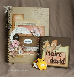 Scrap Book Ideas | Just Imagine - Daily Dose of Creativity