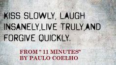 Goodreads   Eleven Minutes by Paulo Coelho - Reviews, Discussion, Bookclubs, Lists
