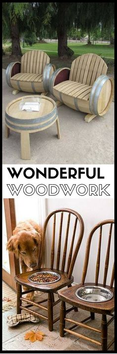 Woodworking Plans, Ideas and Projects. Find the One That Is Right For You http://vid.staged.com/cuMs