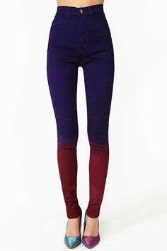 Slow Fade Skinny Jeans
