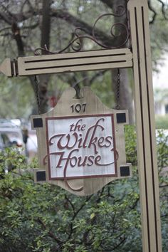 The Wilkes House, Savannah GA. Just the best home style food.