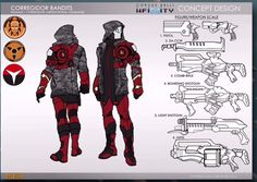 Infinity Art, Infinity The Game, Armor Concept, Concept Art, Gi Joe, Character Concept, Character Art, Science Fiction, Sci Fi Armor
