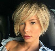 Adrianna Christina #pixiecut