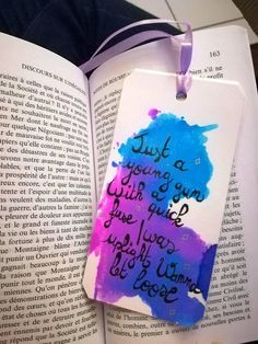 "~ handmade ~ Bookmark with Word of the song ""Thunder"" the last album of Imagine Dragons (Evolve) This bookmark is laminated so strong and protected. Imagine Dragons, Back To School, Lyrics, Scrapbooking, Diy, Album, Music, Sketches, Handmade Gifts"