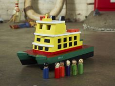 Sydney ferry toy